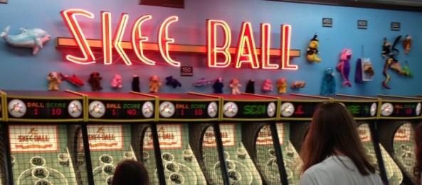 Myrtle Beach Arcades