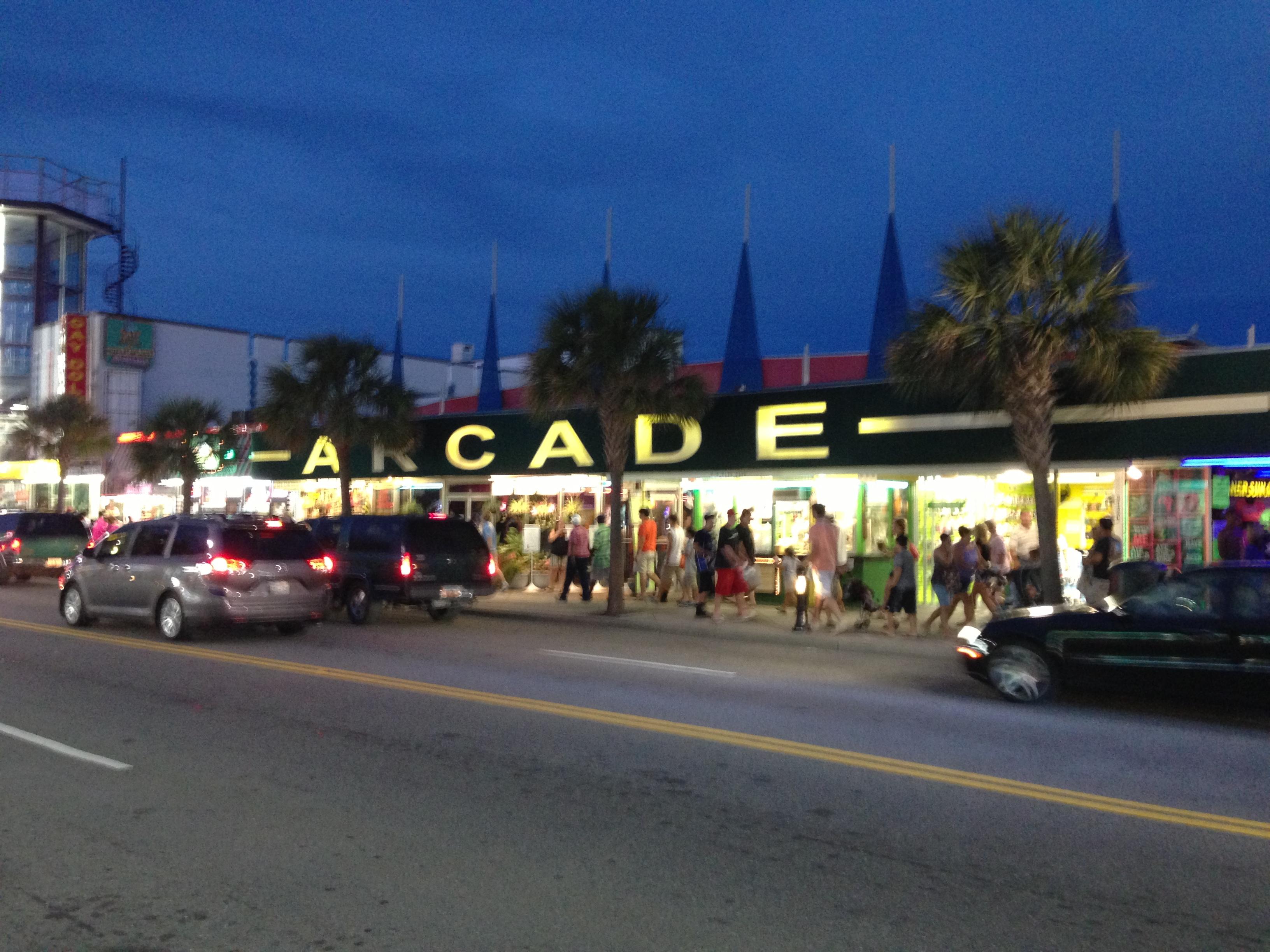 Myrtle Beach Boardwalk Video Arcade
