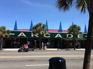 Gay Dolphin Arcade
