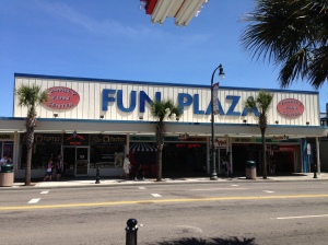 Fun Plaza Arcade Myrtle Beach