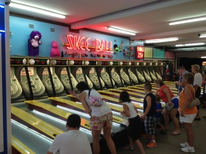 Myrtle Beach Skee Ball