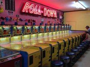 Fun Plaza Myrtle Beach Roll Down Ball
