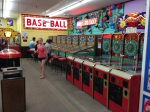 Baseball Arcade Machines