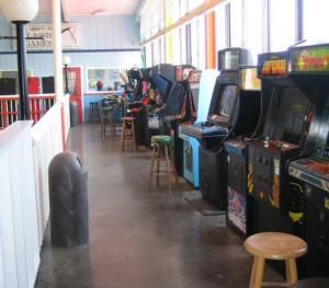 Graden City Pavillion arcade