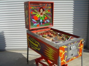 We Buy Pinball Machines Myrtle Beach