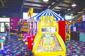 Fun Warehouse Arcade