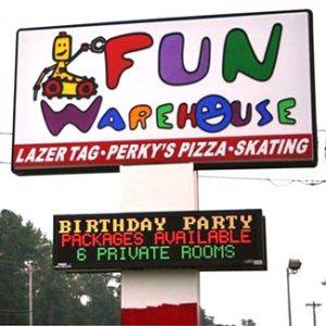 Fun Warehouse