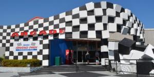 Grand Prix Arcade