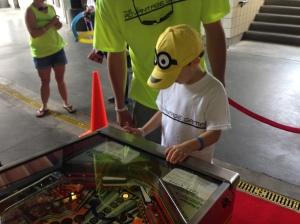 Myrtle Beach Pinball Charity