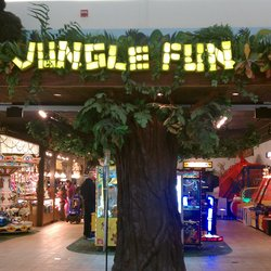 Jungle Fun Arcade