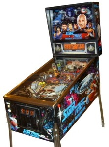 Myrtle Beach Pinball Machines
