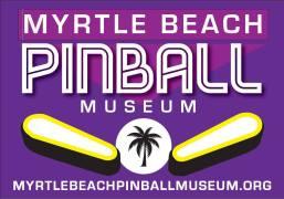 Myrtle Beach Pinball Museum Logo